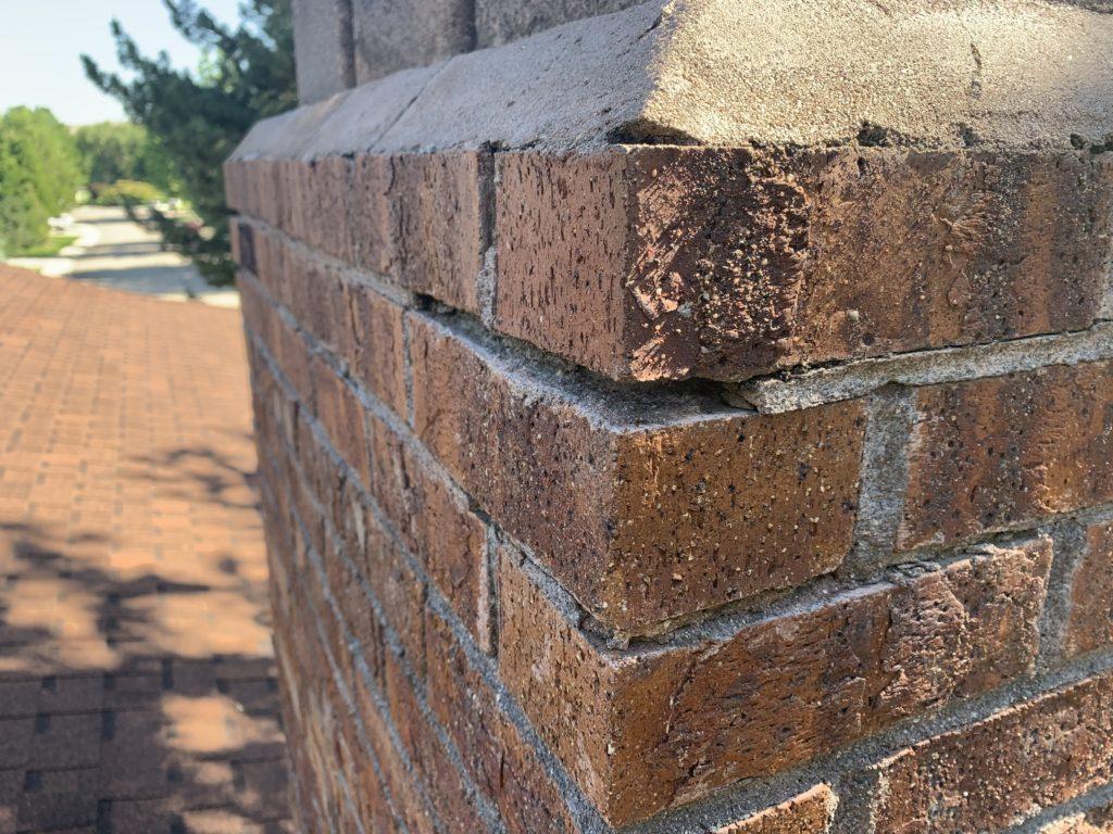 Chimney Crown Repair And Waterproofing